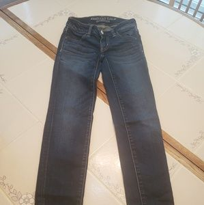 Women's size 00 short American Eagle Jeans